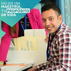 Mas que una Maestria - Universidad Tecmilenio