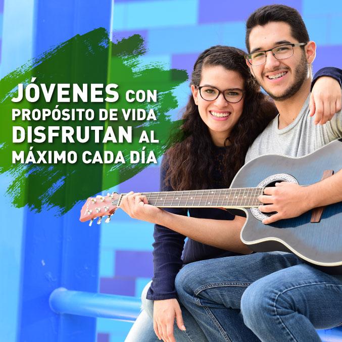 Jovenes con Propósito de vida disfrutan al máximo cada día - Tecmilenio