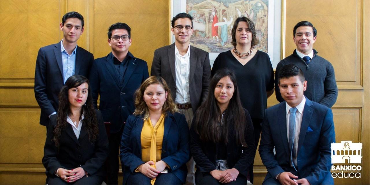 Embajador Tecmilenio Banxico