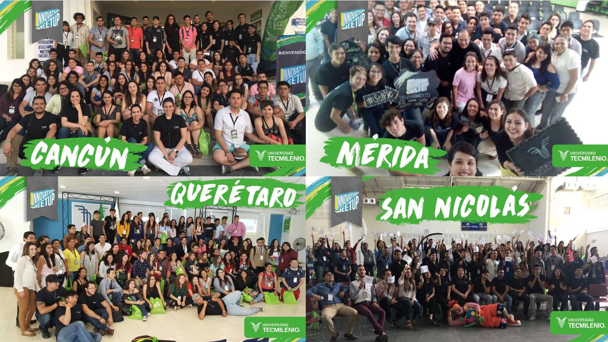 Innovation MeetUp: una experiencia 100% empresarial