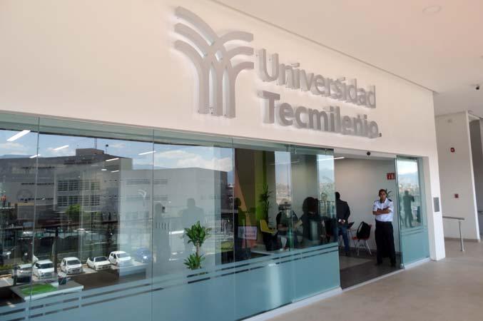 Primer Campus Ejecutivo Tecmilenio