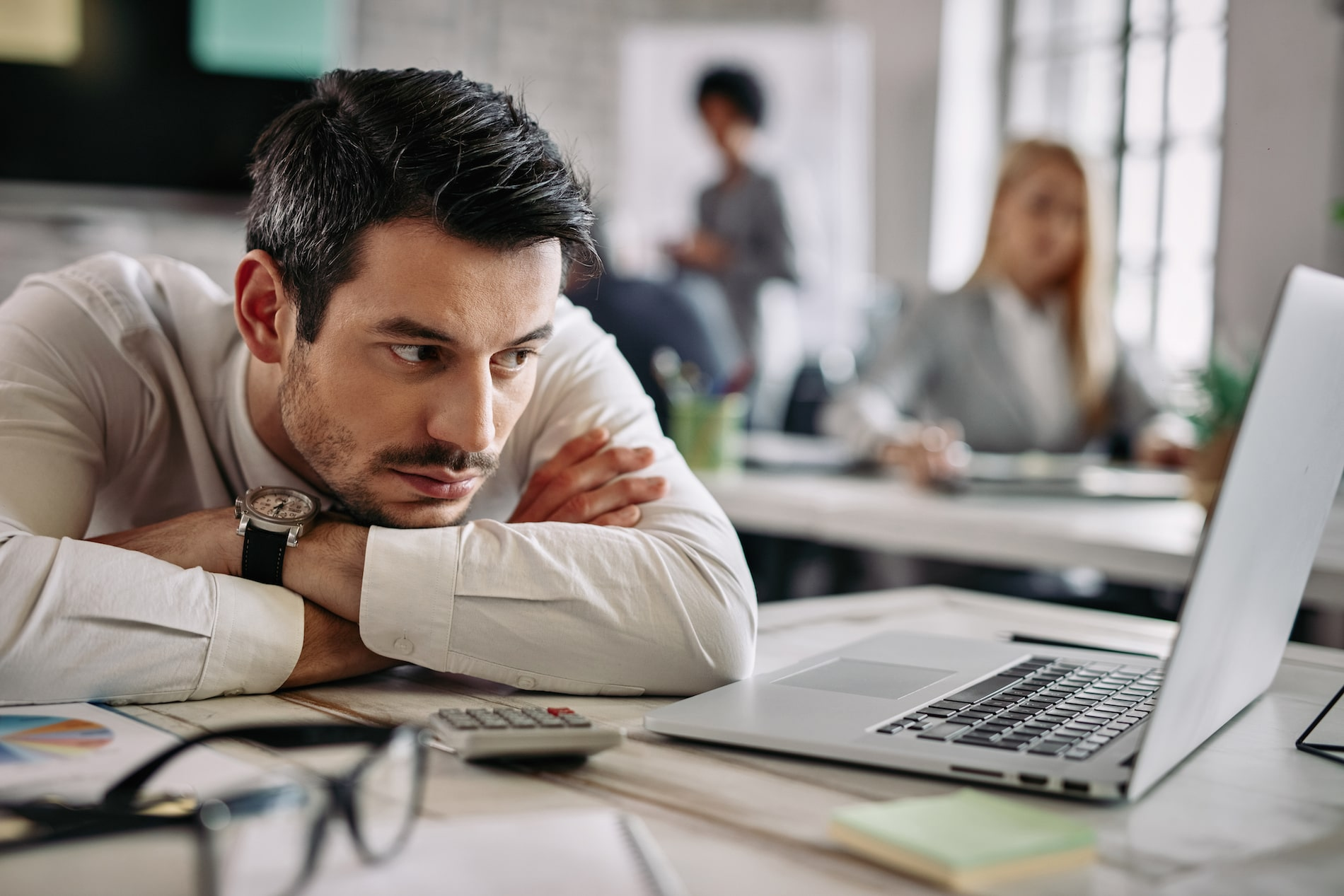¿Cómo saber si estoy estancado laboralmente?
